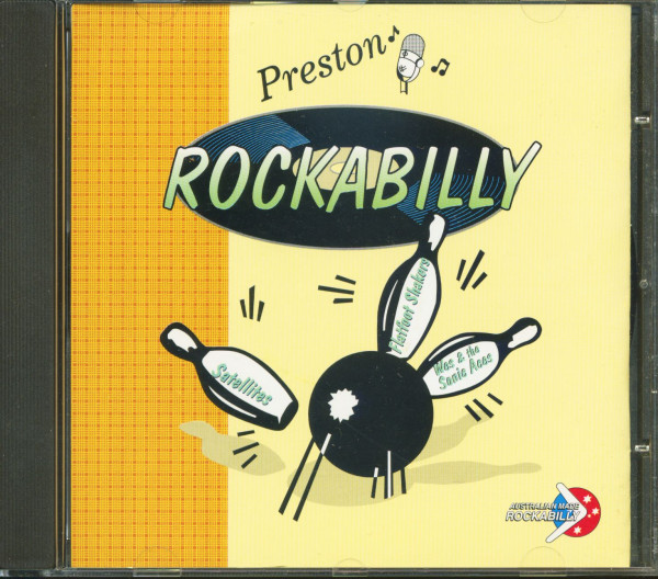 Preston Rockabilly (CD)