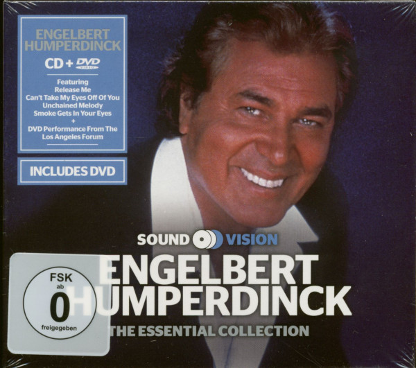 The Essential Collection (CD & DVD)