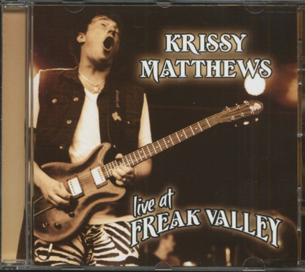 Live At Freak Valley (CD)