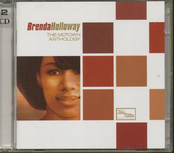 Motown Anthology 2-CD