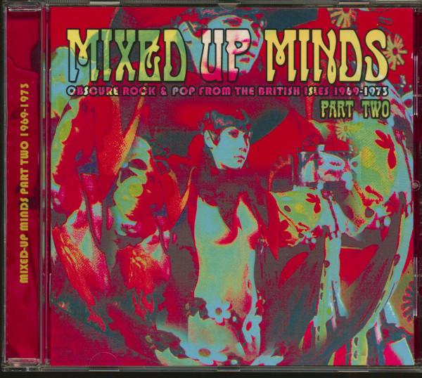 Mixed-Up-Minds - Part 2 (CD)