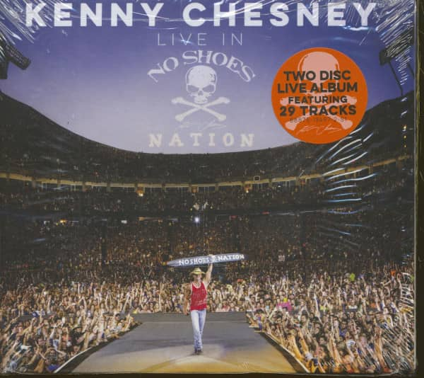 Live In No Shoes Nation (2-CD)