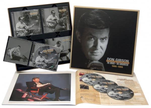 Singer-Songwriter 1966-69 (4-CD Deluxe Box Set)