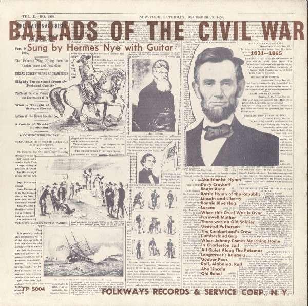 Ballads Of The Civil War, Vol.1&2