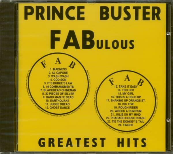 FABulous Greatest Hits (CD)