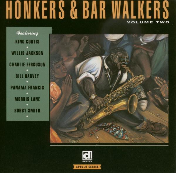 Honkers & Bar Walkers Vol.2 (CD)