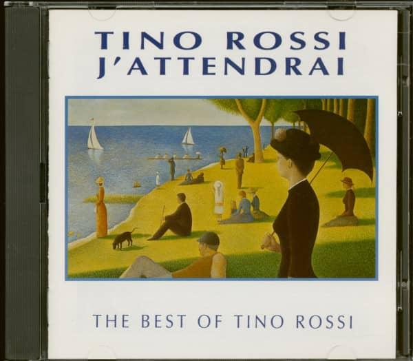 J'aatendrai - The Best Of Rossi (CD)