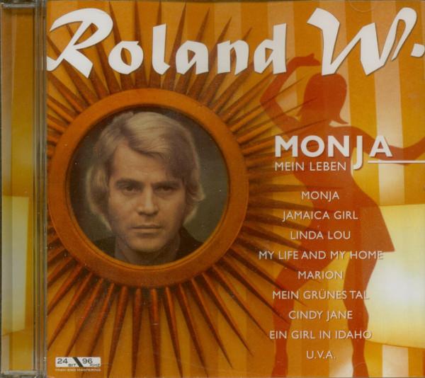 Monja Mein Leben (CD)