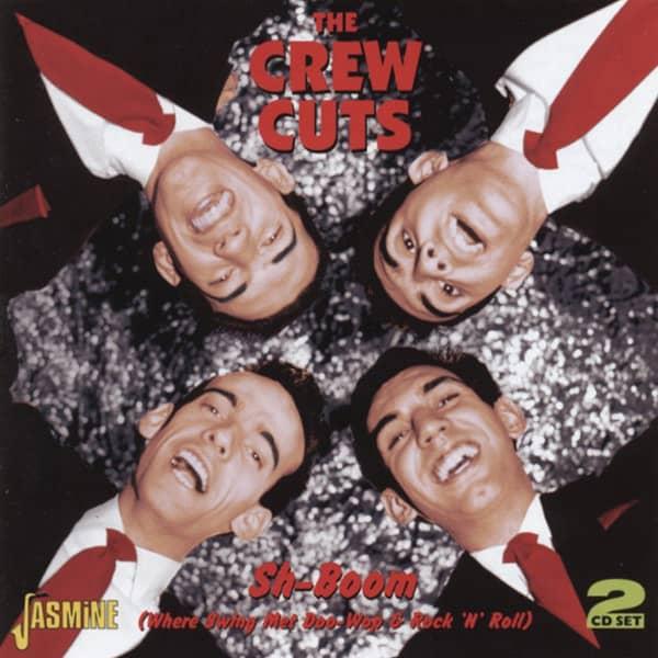 Sh-Boom (Where Swing Meet Doo Wop & R&R) 2-CD