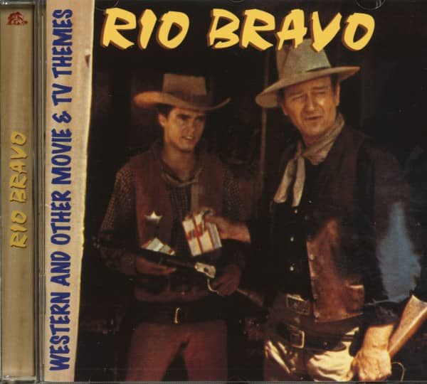 Rio Bravo - Western And Other Movie & TV Themes (CD)