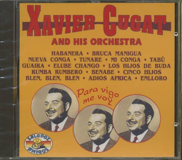 Xavier Cugat And His Orchestra (CD)