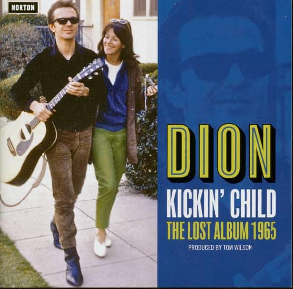 Kickin' Child - The Lost Album 1965 (CD)