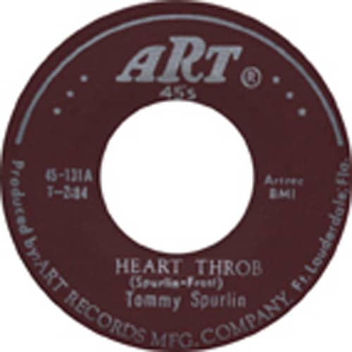 Heart Throb - No Time For Heartaches 7inch, 45rpm