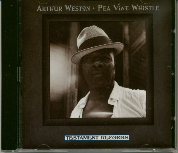 Pea Wine Whistle (CD, cut-out)