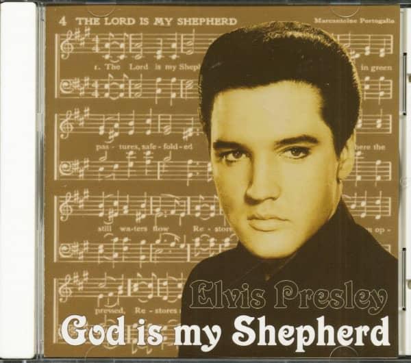 God Is My Shepherd (CD)