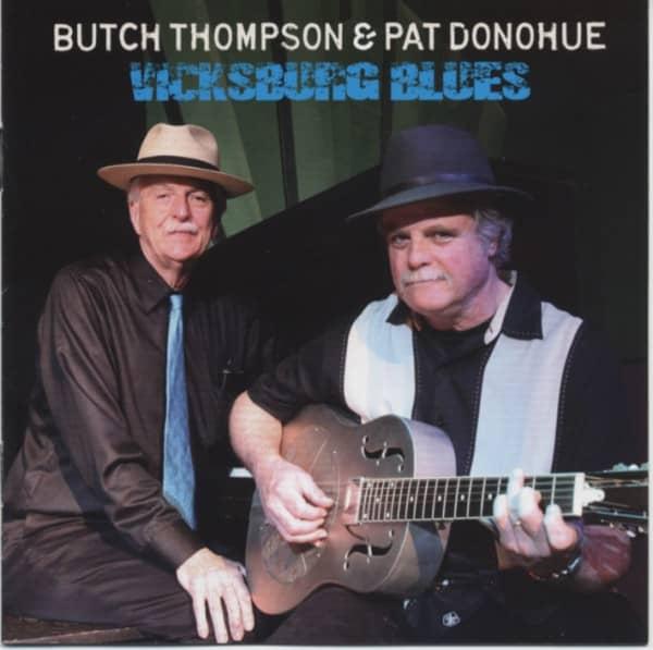 Vicksburg Blues