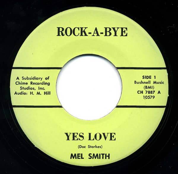 Yes Love - The Ho-Ho Laughing Monster 7inch, 45rpm