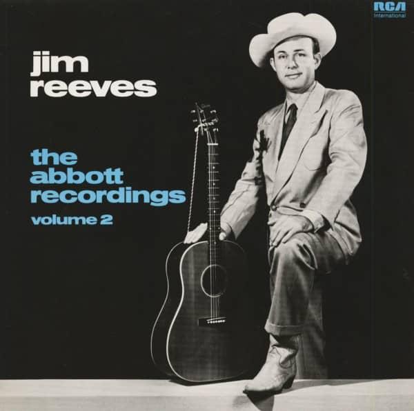 The Abbott Recordings Vol.2 (LP)