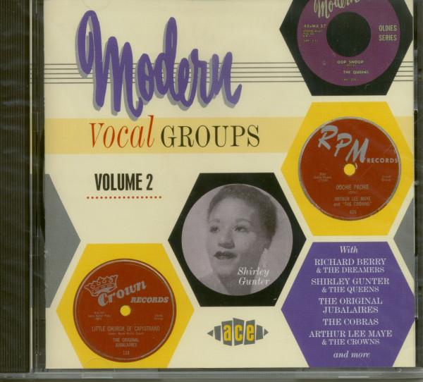 Modern Vocal Groups Vol.2