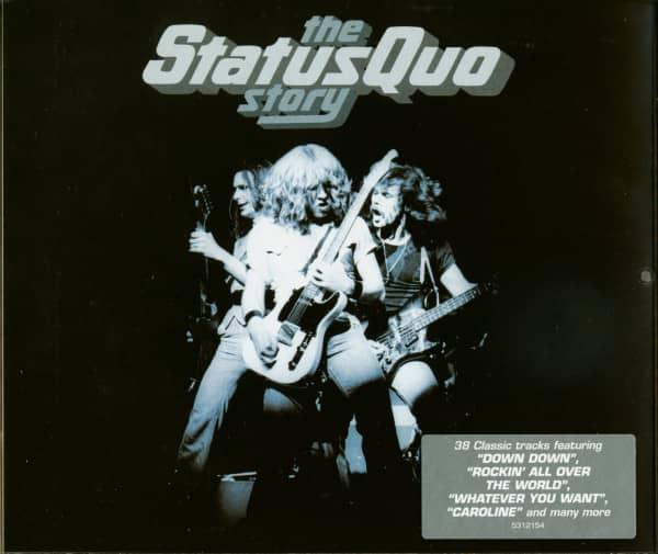 The Status Quo Story (2-CD)