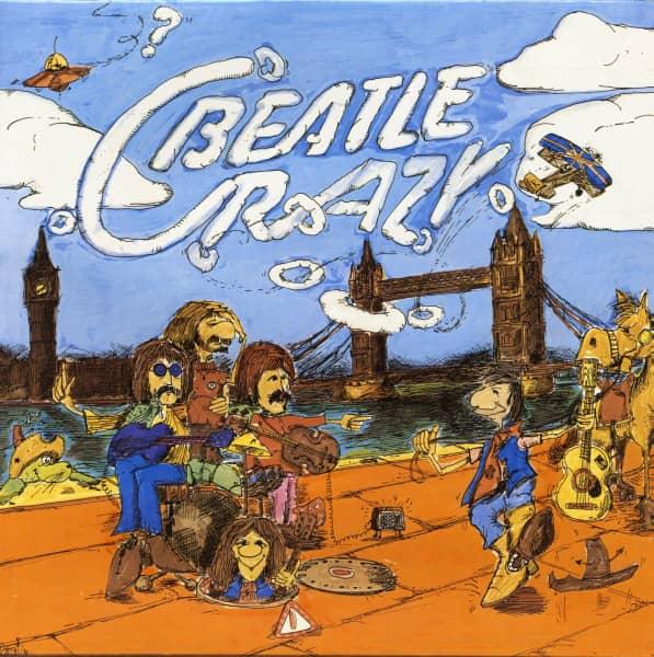 Beatle Crazy (LP, Picture Disc)