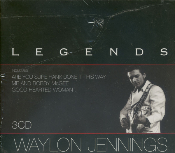 Legends 3-CD