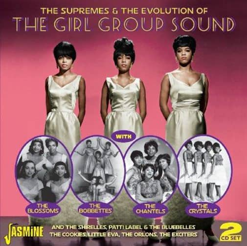 Supremes & The Evolution Of The Girl Group Sound (2-CD)
