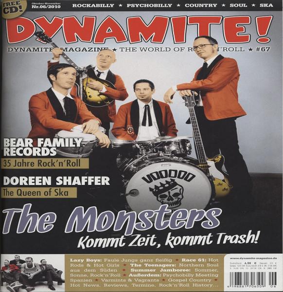 Nr.67 (2010-6) - Magazin & CD