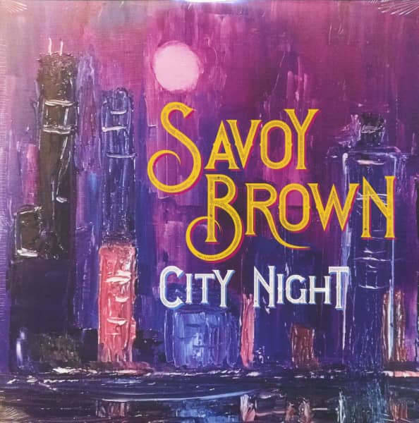 City Night (2-LP)