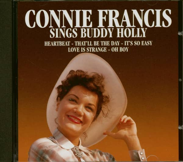 Sings Buddy Holly (CD)