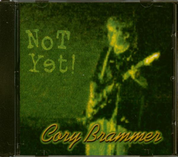 Not Yet (CD)