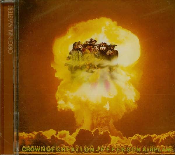 Crown Of Creation...plus (CD)
