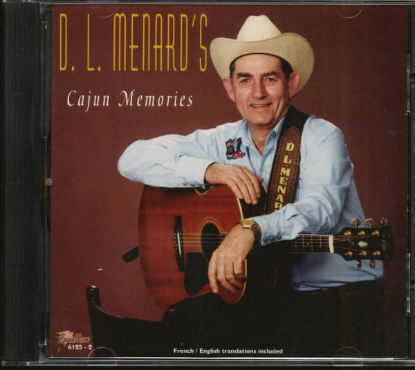Cajun Memories (CD)
