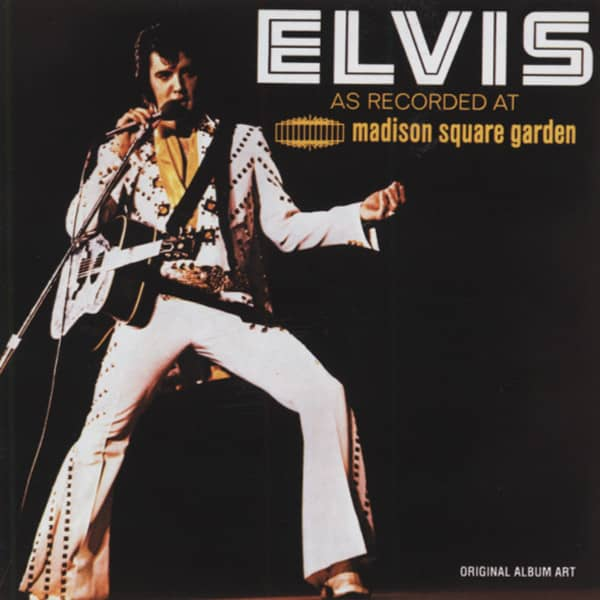 As Recorded At Madison Square Garden (CD, EU)