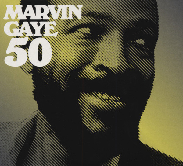 Marvin Gaye 50 (3-CD)