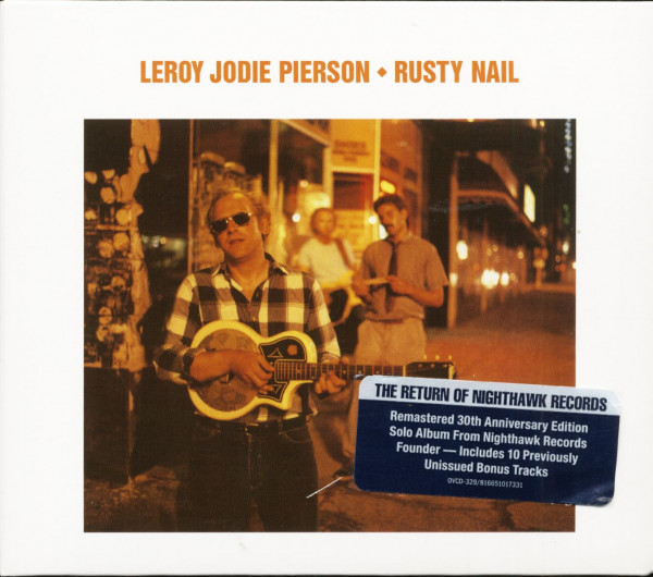 Rusty Nail (CD)