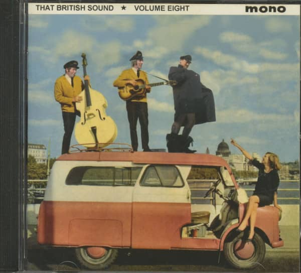 That British Sound Vol.8 (CD)