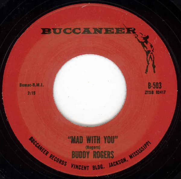 Mad With You b-w Tell me You Love Me 7inch, 45rpm