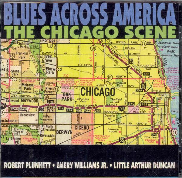 Blues Across America - The Chicago Scene
