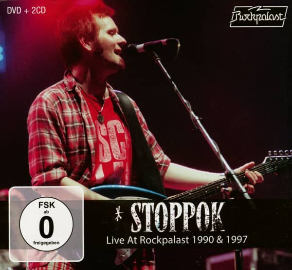 Live At Rockpalast 1990 & 1997 (2-CD & DVD)