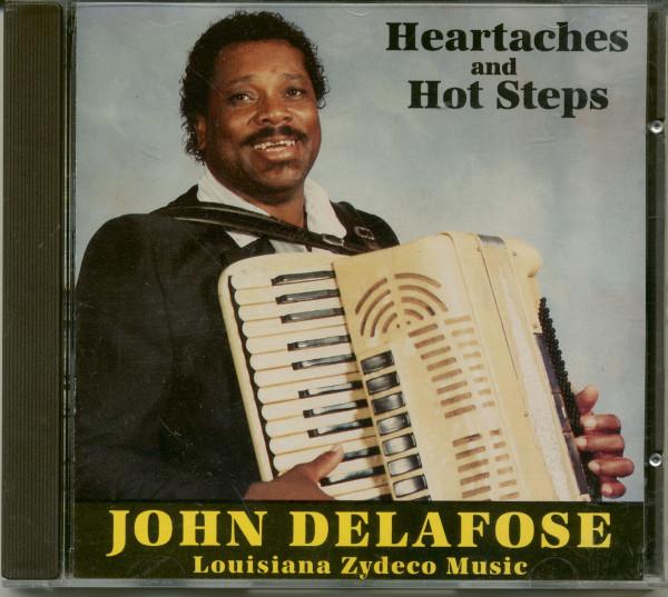 Heartaches & Hot Steps (CD)