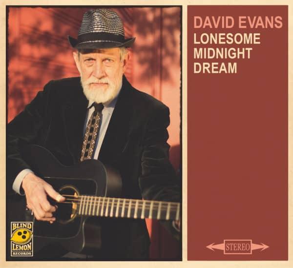 Lonesome Midnight Dream (CD)