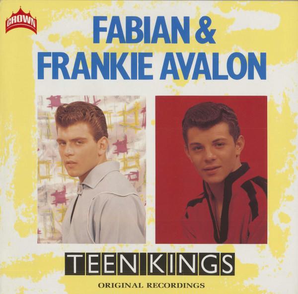 Teen Kings - Fabian & Frankie Avalon (LP)