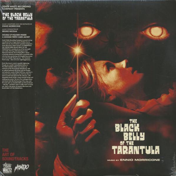 The Black Belly Of The Tarantula (2-LP, 180g Vinyl, ltd.)
