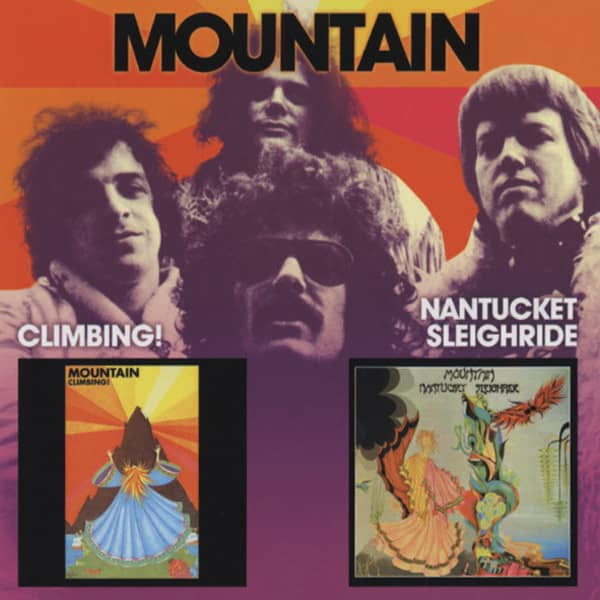 Climbing! &ampamp; Nantucket Sleighride...plus