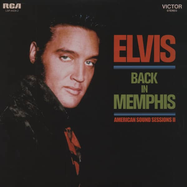 Back In Memphis - American Sound Sessions II (2x180g Vinyl)