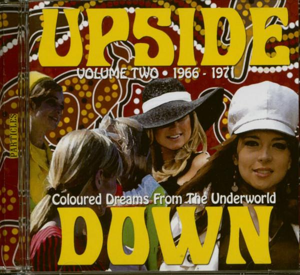 Upside Down Vol.2 (CD)