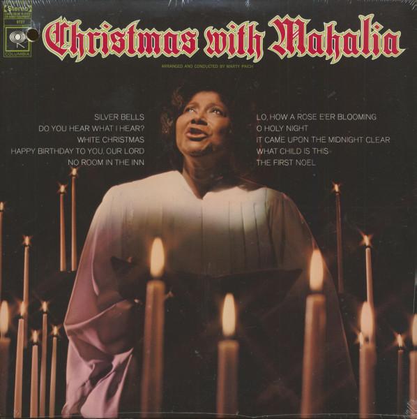 Christmas With Mahalia (LP)