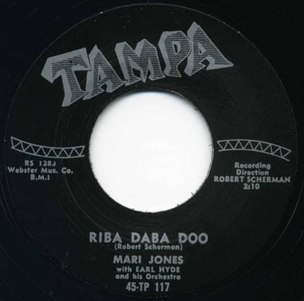 Riba Diba Doo - Chicken Little 7inch, 45rpm