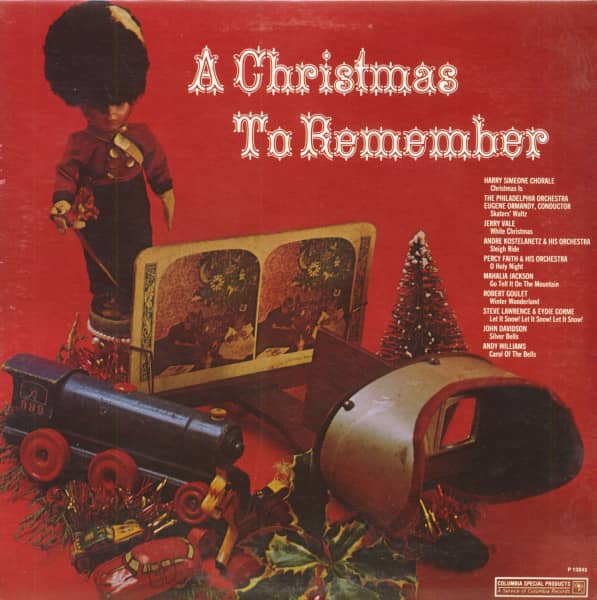 A Christmas To Remember (LP)